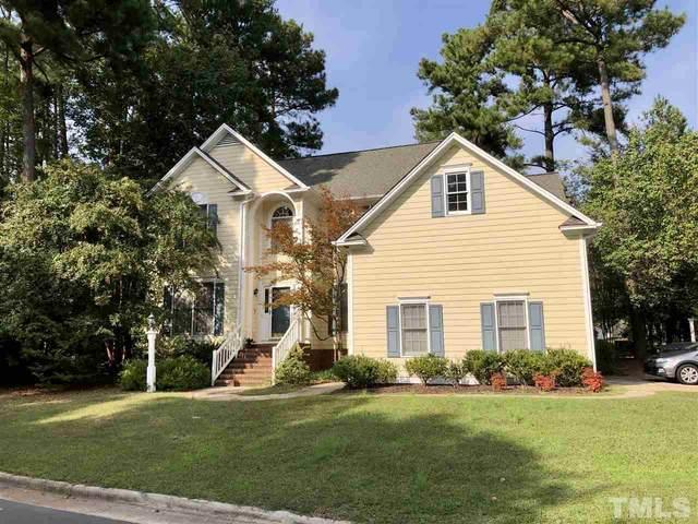 101 Bebington Drive, Cary, NC 27513 (#2351622) :: Classic Carolina Realty