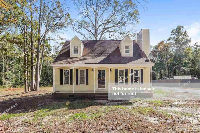 115 S Bend Drive, Knightdale, NC 27545 (MLS #2351636) :: On Point Realty