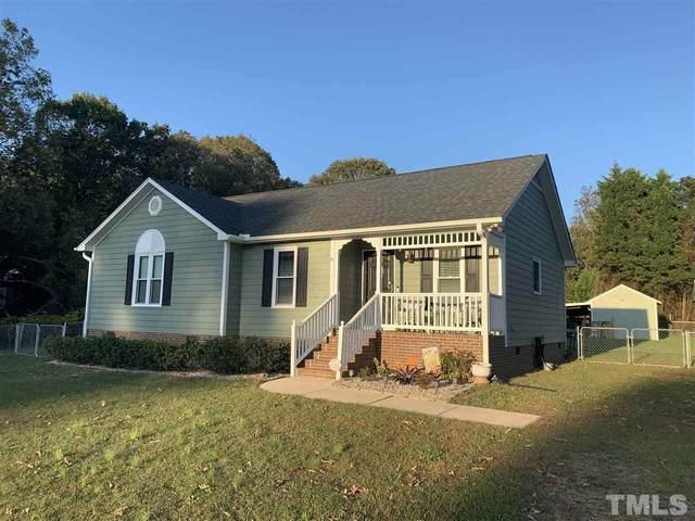 410 Roanoke Way, Clayton, NC 27527 (#2351650) :: Bright Ideas Realty