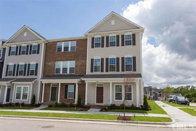 6011 Giddings Street #2291, Raleigh, NC 27616 (#2351687) :: Masha Halpern Boutique Real Estate Group