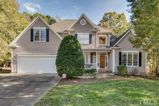 6 Iron Tree Court, Durham, NC 27712 (MLS #2351726) :: On Point Realty
