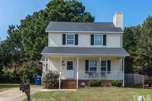 4201 Mardela Spring Drive, Raleigh, NC 27616 (#2351794) :: Bright Ideas Realty