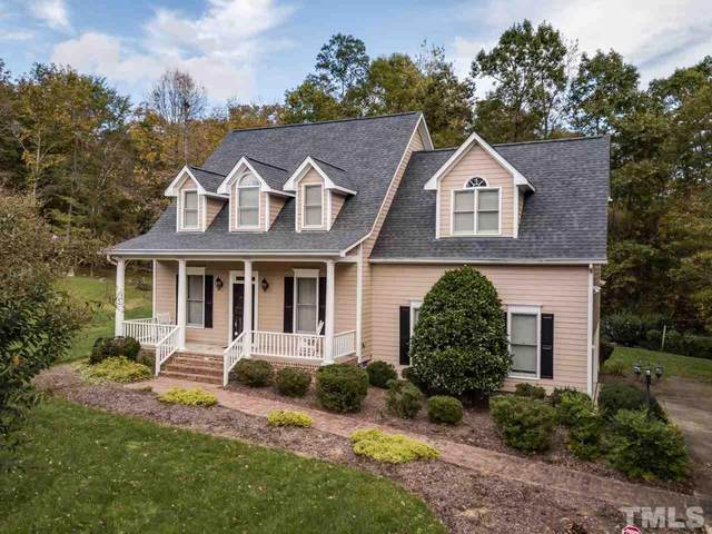 31 Arrowwood Court, Durham, NC 27712 (MLS #2351833) :: On Point Realty