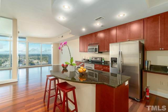 301 Fayetteville Street #2802, Raleigh, NC 27601 (#2351835) :: Sara Kate Homes