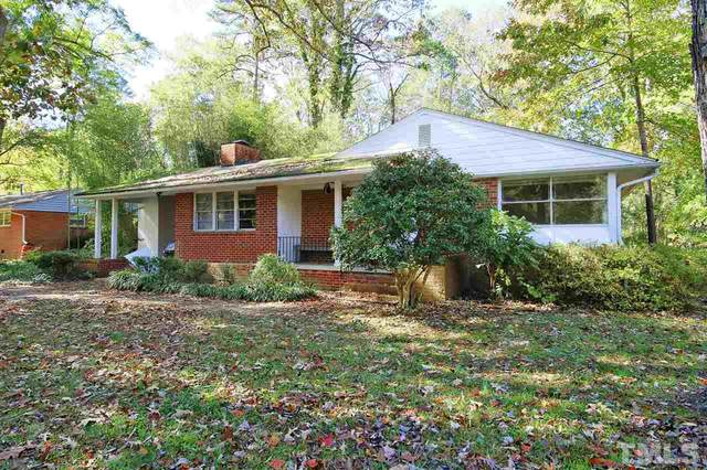 231 Flemington Road, Chapel Hill, NC 27517 (#2351881) :: Triangle Top Choice Realty, LLC