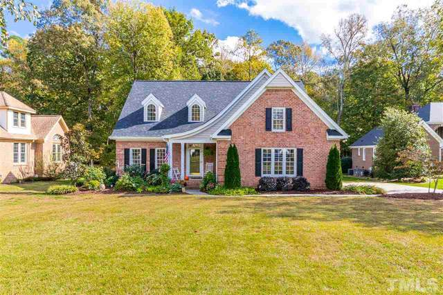 2009 Navan Lane, Garner, NC 27529 (#2351935) :: Real Properties
