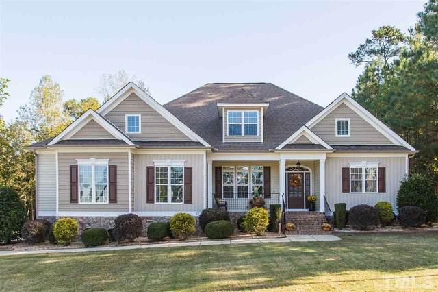 12 Vista Ridge Drive, Willow Spring(s), NC 27592 (#2351957) :: Masha Halpern Boutique Real Estate Group