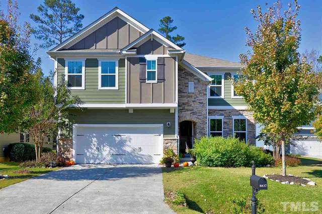 8837 Forester Lane, Apex, NC 27539 (#2351964) :: M&J Realty Group