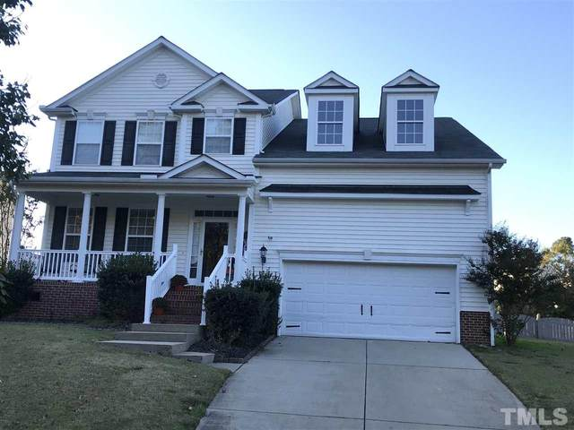 504 Evergreen View Drive, Holly Springs, NC 27540 (MLS #2351974) :: On Point Realty
