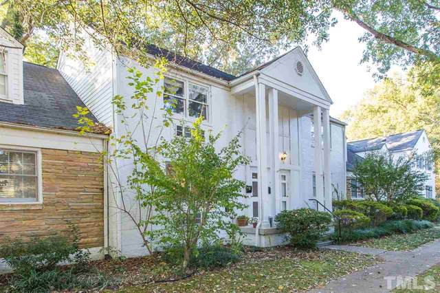 1020 Nichols Drive A, Raleigh, NC 27605 (#2352102) :: Marti Hampton Team brokered by eXp Realty
