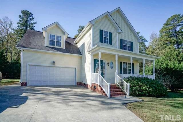 107 Maple Street, Butner, NC 27509 (#2352124) :: Triangle Just Listed