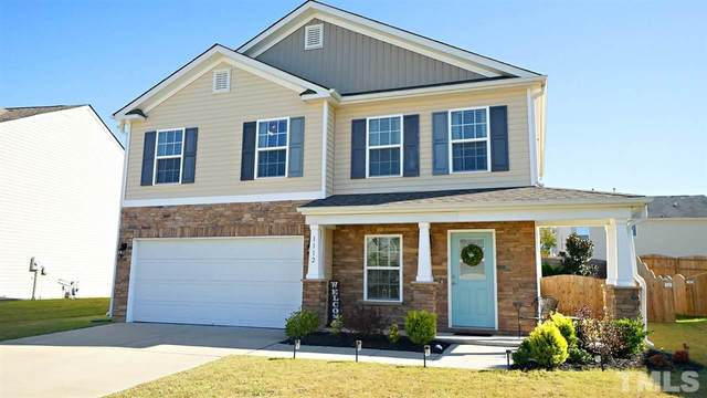 1112 Raven Perch Drive, Wendell, NC 27591 (#2352180) :: Classic Carolina Realty