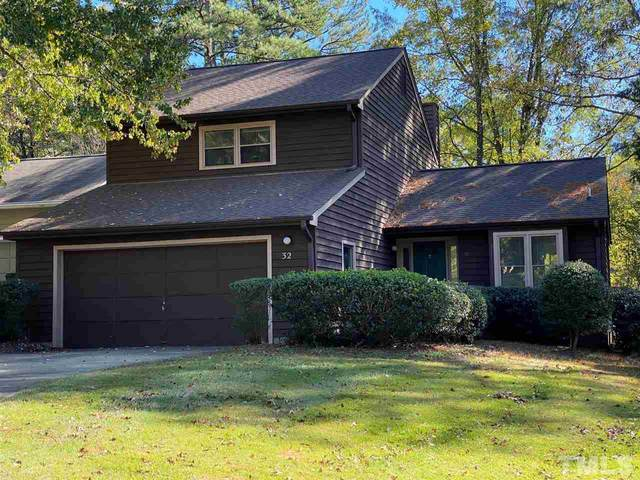 32 Clover Drive, Chapel Hill, NC 27517 (#2352233) :: Sara Kate Homes