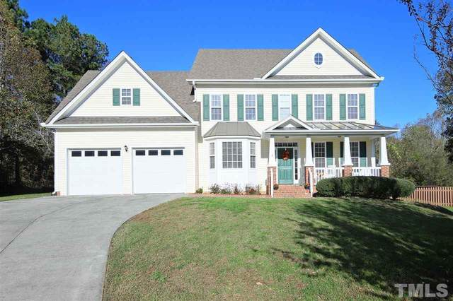 116 Byron Court, Oxford, NC 27565 (#2352281) :: Triangle Top Choice Realty, LLC