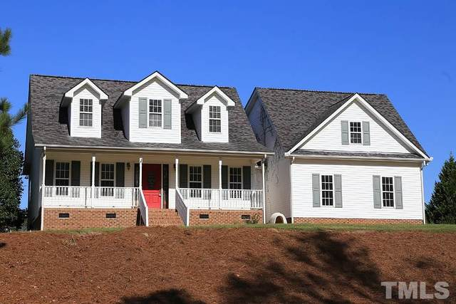 112 Redbud Drive, Clayton, NC 27520 (#2352287) :: Marti Hampton Team brokered by eXp Realty