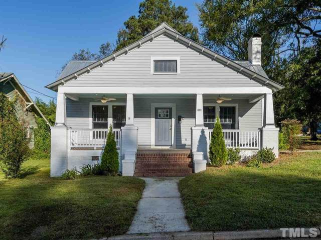 208 W Chisholm Street, Sanford, NC 27330 (#2352325) :: Bright Ideas Realty