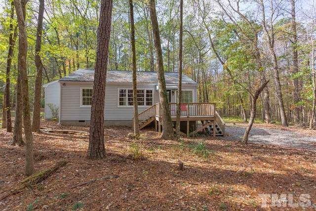 209 Hickory Forest Road, Chapel Hill, NC 27516 (MLS #2352339) :: On Point Realty