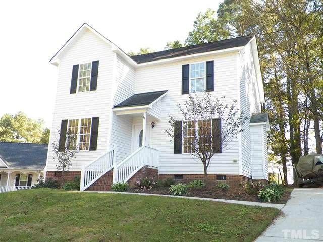 136 Wood Bend Court, Clayton, NC 27520 (#2352355) :: Bright Ideas Realty