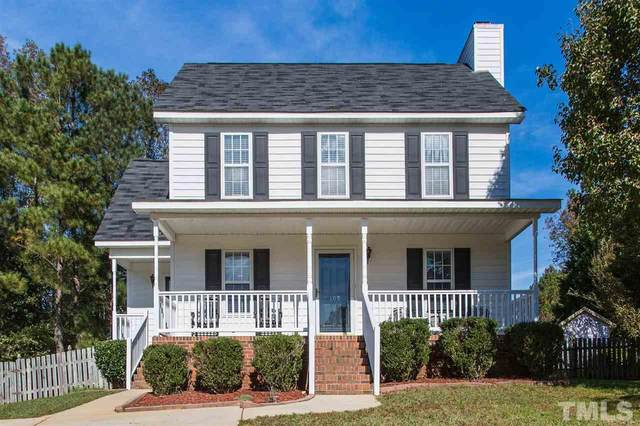 109 Pointer Ridge Court, Holly Springs, NC 27540 (MLS #2352382) :: On Point Realty