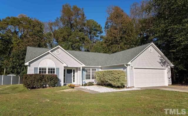 121 Aspen Circle, Clayton, NC 27520 (#2352391) :: Raleigh Cary Realty