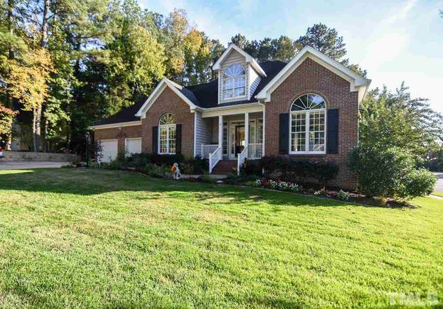 2417 Flints Pond Circle, Apex, NC 27523 (MLS #2352419) :: On Point Realty