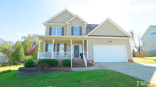 1112 Rebarah Moor Drive, Willow Spring(s), NC 27592 (#2352490) :: Bright Ideas Realty