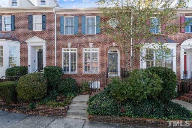 403 Copperline Drive, Chapel Hill, NC 27516 (#2352492) :: Triangle Top Choice Realty, LLC