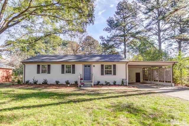 3915 Randell Road, Garner, NC 27529 (#2352506) :: Raleigh Cary Realty