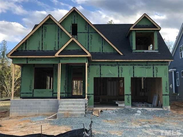64 Post Oak Road Lt#S110, Chapel Hill, NC 27516 (#2352533) :: Classic Carolina Realty