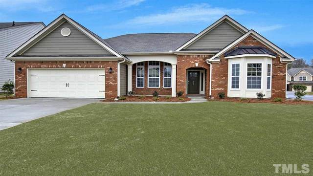 7601 Dolphin Turn Street, Willow Spring(s), NC 27592 (#2352621) :: M&J Realty Group