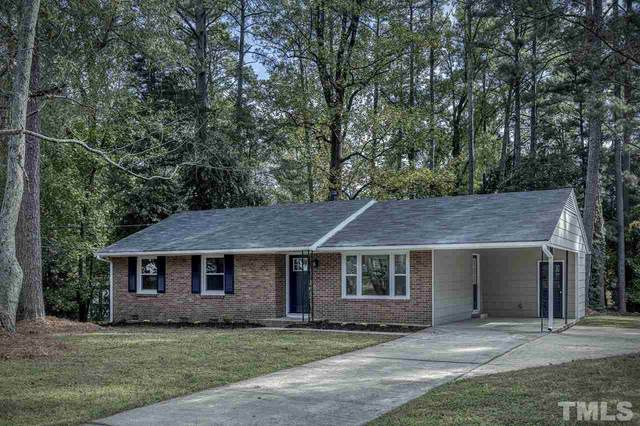 632 Duke Drive, Raleigh, NC 27609 (#2352630) :: M&J Realty Group