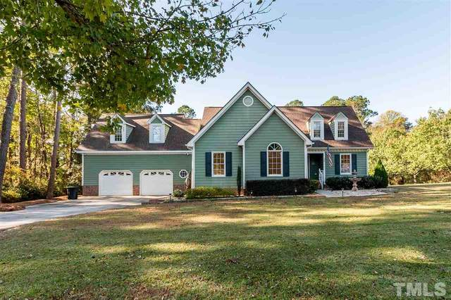 405 Lassiter Road, Four Oaks, NC 27524 (#2352635) :: Real Estate By Design
