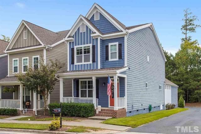 211 Windy Creek Lane, Apex, NC 27502 (#2352673) :: Real Estate By Design