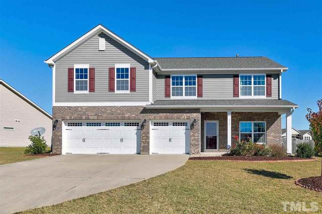 814 Harvest Point Drive, Fuquay Varina, NC 27526 (#2352677) :: Real Estate By Design