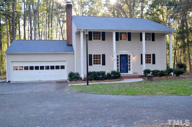 2602 New Hope Drive, Chapel Hill, NC 27514 (#2352697) :: Triangle Just Listed