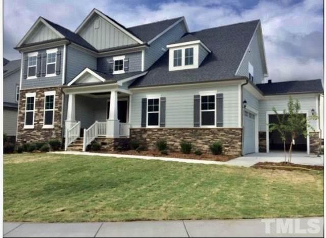 105 Sage Oak Lane, Holly Springs, NC 27540 (#2352708) :: M&J Realty Group