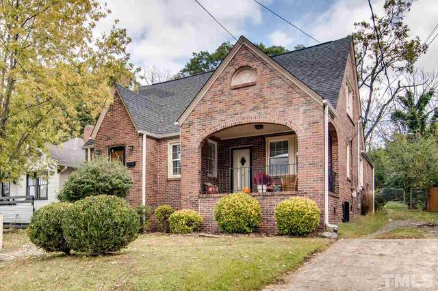 510 N Hyde Park Avenue, Durham, NC 27703 (#2352723) :: Real Estate By Design