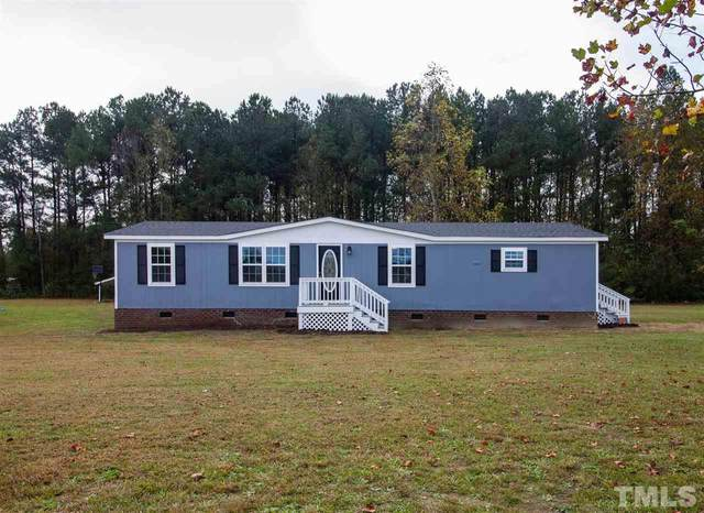 8971 Frank Road, Kenly, NC 27542 (#2352776) :: Dogwood Properties