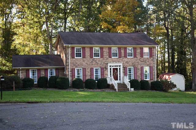 1011 Cliftwood Drive, Siler City, NC 27344 (#2352939) :: Real Properties