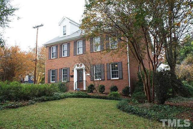 1110 W Knox Street, Durham, NC 27701 (#2352953) :: Raleigh Cary Realty