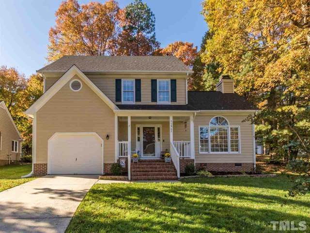 11941 N Exeter Way, Raleigh, NC 27613 (#2352969) :: Saye Triangle Realty