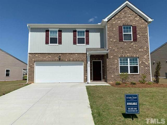108 Ogden Pond Place #20, Zebulon, NC 27597 (#2353052) :: The Jim Allen Group