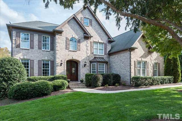 10629 Tarton Fields Circle, Raleigh, NC 27617 (#2353069) :: Marti Hampton Team brokered by eXp Realty