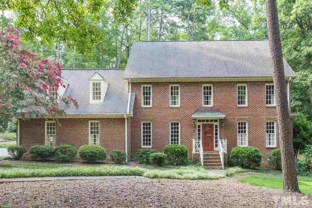 10100 Clairbourne Place, Raleigh, NC 27615 (#2353077) :: M&J Realty Group