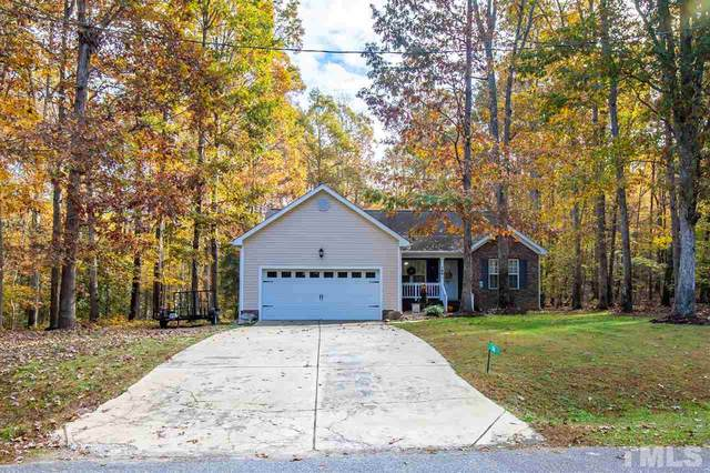166 Nakoma Drive, Louisburg, NC 27549 (#2353080) :: Marti Hampton Team brokered by eXp Realty