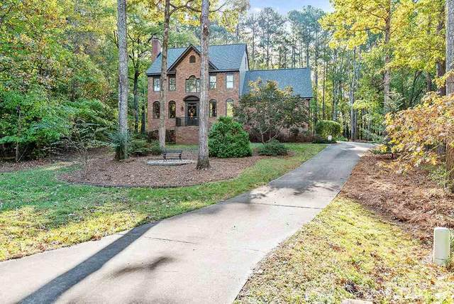 5401 Orchard Oriole Trail, Wake Forest, NC 27587 (#2353088) :: The Results Team, LLC