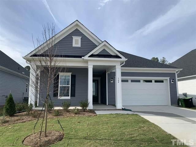 164 Warm Wind Drive #59, Clayton, NC 27527 (#2353158) :: Classic Carolina Realty