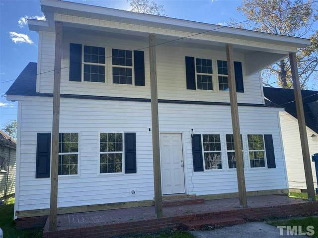 510 Bridge Street, Smithfield, NC 27577 (MLS #2353192) :: The Oceanaire Realty
