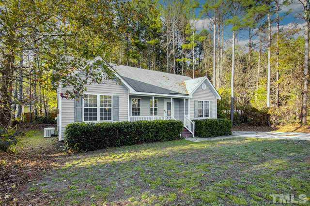 6036 Presentation Street, Knightdale, NC 27545 (#2353193) :: Real Estate By Design