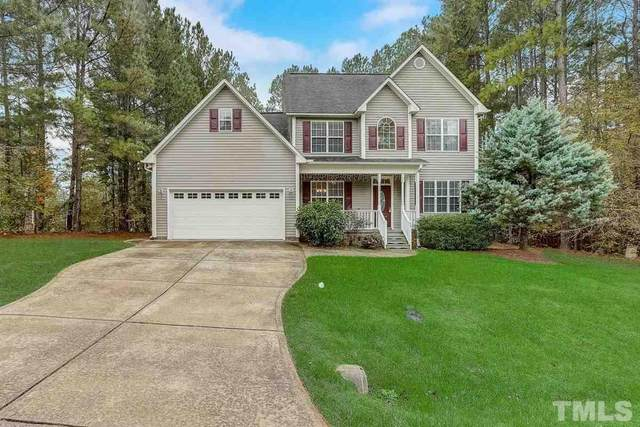 43 Castlewood Drive, Clayton, NC 27520 (#2353208) :: Bright Ideas Realty